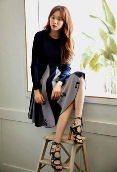 Lee sung kyung * lee sung hyuk корейская мода, стиль ve фото Asian Woman, Asian Girl, Korean Celebrities, Celebs, Street Style Magazine, Weightlifting Fairy Kim Bok Joo, Korean Model, Korean Actresses, Asian Style