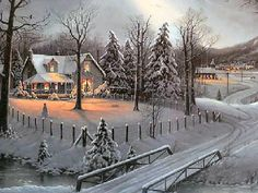 Holiday Homecoming by Jesse Barnes More Christmas Pictures, Holidays Homecoming…