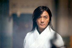 "Ekin Cheng (鄭伊健)  from the movie ""A Man Called Hero"""