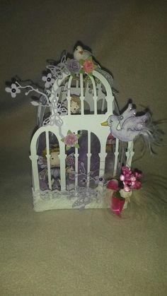 cage a oiseaux magnolia