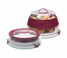 Cupcake Carrier Target Giant Cupcake Carrier  A Cake Caddy For Cupcakes Where They Won't