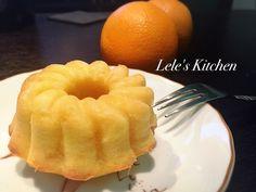 【果汁機做蛋糕】 整顆柳橙蛋糕蛋 一顆 低筋麵粉 60g 泡打粉 1/4小匙 糖 30g 鮮奶油 20g 奶油 20g 鹽 一小搓 香吉士 1/2顆