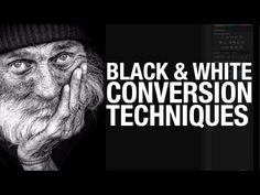 In this video, Mr. Rogowy will demonstrate how to make different black and white conversions. We will go through the Camera RAW options as well as learning h...