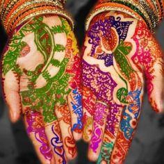 Get some amazing henna