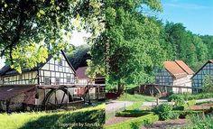 Wassermühle Obermühle Heyerode