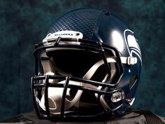 Seattle Seahawks 2012 Nike uniforms