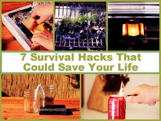 7 Survival Hacks That Could Save Your Life