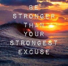 Plexus helps me focus on the positive and quit giving in to the many excuses.