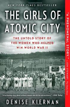 The Girls of Atomic City: The Untold Story of the Women Who Helped Win World War II by Denise Kiernan http://smile.amazon.com/dp/1451617534/ref=cm_sw_r_pi_dp_jlcStb0QADNG07WX
