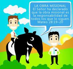 Preparémonos y estemos siempre atentos a las oportunidades que Dios nos da para compartir su evangelio.