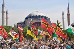 Große #Pegida #Demo nächste Woche in #Istanbul...
