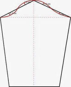Salam kenal..   Saya mau share cara praktis membuat pola untuk baju wanita.  Pola praktis ini sering saya pakai untuk semua baju yang saya j...