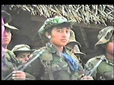La película del conflicto armado en Guatemala - YouTube