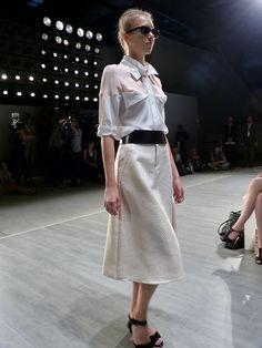 Rebekka Ruétz Spring/Summer 2015 - Mercedes Benz Fashion Week in Berlin - http://olschis-world.de  #RebekkaRuétz #SS15 #MBFWB