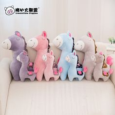 13.48$  Watch here - http://alij42.shopchina.info/go.php?t=1883587027 - Candice guo plush toy stuffed doll horse soft warm pony shape sofa pillow cushion cute baby birthday gift christmas present 1pc  #aliexpresschina