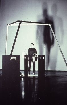 Lucinda Childs: Vehicle, 38 mins