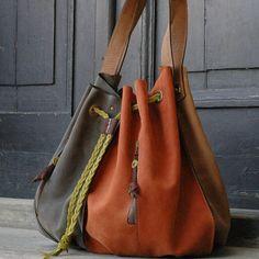 Marlena 4 couleurs à la main sac femme en cuir sac à par ladybuq