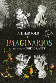 Los imaginarios, de A. F. Harrold