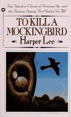 EASILY one of my favorite books of all time. :) How to Kill a Mockingbird - Harper Lee
