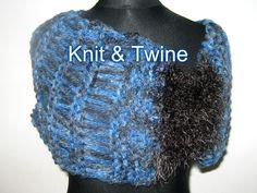 gola em lã com pelo