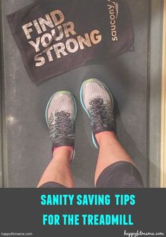 The treadmill can get a little boring.  Here's tips and tricks from runners on how to stay sane on the treadmill.   happyfitmama.com