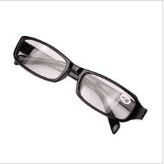 e700a940794 Black Yellow Spring Hinges Vintage + 1.0 1.5 2.0 2.5 3.0 3.5 4.0 unisex  reading glasses