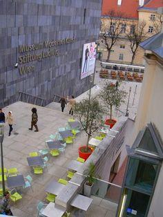 Museum Moderner Kunst - MUMOK, Vienna (Austria) MuseumsQuartier Wien (MQ) We love Wien! http://www.ostheimer.at