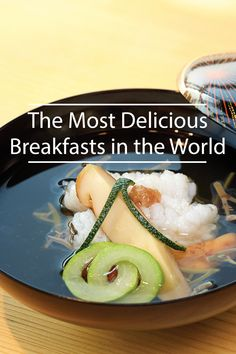 One of the (many!) things Jetsetters love about travel? We feel zero guilt about indulging in ridiculously good, bigger-than-normal breakfasts (it's all in the name of sampling the local bounty, right?) From hand-rolled sushi in a Tokyo skyscraper to gourmet toast at a cult Los Angeles cafe to the New Orleans soul food of your dreams, JS contributor Emily Saladino has last word on the first meal of the day.