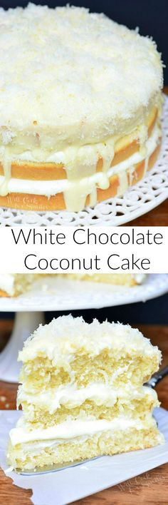 White Chocolate Coco