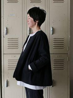 New balloon jacket~cotton 4
