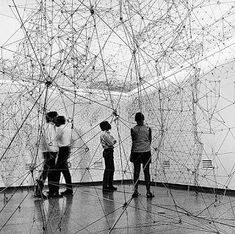 As Gego exhibitions sweep across Europe this spring, (currently at the Maison de l'Amérique Latine in Paris, and coming soon to the Hamburger Kunsthalle, Kunstmuseum in Stuttgart, Henry Moore Insti… Henry Moore, Draw Tree, Centre Pompidou Metz, Kinetic Art, Popular Art, Expositions, Art Database, Architecture Portfolio, Art Plastique