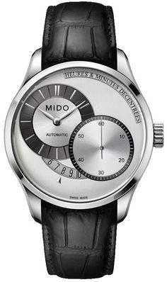 Mido Belluna Heures&Minutes Decentique