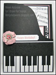 I Brake For Pianos Birthday VersesBirthday CardsHappy BirthdayMusic