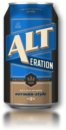 Hops and Grain Alteration Ale 2012 world beer cup gold medal From Austin, Texas