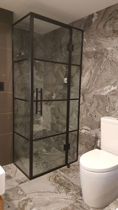 Showers that make a statement from ovalandco.nz