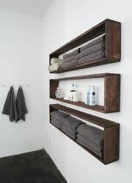 Afbeeldingsresultaat voor handdoeken opbergen kleine badkamer