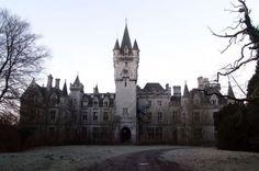 Château Miranda or Château de Noisy- Celles, Belgium