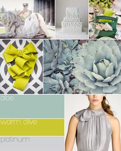 color ideas using olive... There are three boards on this page and I love all three! What do you think Ali?