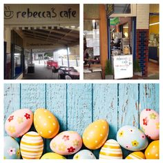 The Easter bunny is getting closer and all the Rebecca's staff are getting ready for the Easter weekend! We have you covered for the long weekend with all your coffee needs our laneway will be serving express takeaway coffee 8am-5pm Friday- Tuesday! Our cafe will be running normal hours from 7am-6pm and the icecream shop will be open 9-6 also  see you then! #easter #longweekend #coffeemio #easterbunny #portfairy #portfairypics #3284 #greatoceanroad by becspf