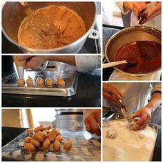 パリセヴェイユのお菓子教室 バレンタイン : Airym