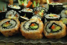 sushi tempura <3 <3 <3 <3