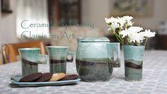 Handmade Functional Ceramics — Original handcrafted ceramic knobs. A great way...