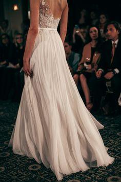 Mira Zwillinger Bridal Spring 2016 — Bridal Fashion Trends