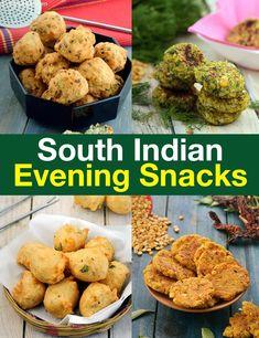 दक्षिण भारतीय शाम नाश्ता रेसिपी,South Indian Snacks in Hindi Vegetarian Breakfast Recipes, Snack Recipes, Evening Snacks Indian, Chaat Recipe, Pakora Recipes, Indian Appetizers, Indian Street Food, Asian, Indian Food Recipes