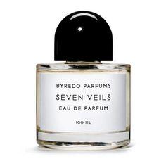 Byredo seven veils perfume