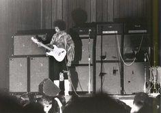 Cobo Hall Detroit, 1968.