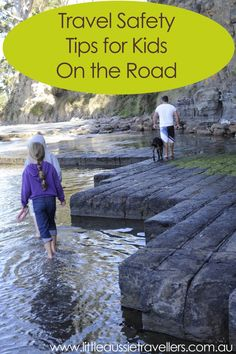 Safety Travelling with Kids, how to teach kids to keep safe when on family  holidays. #travel #family #familytravel #travelwithkids #australia #australiatravel
