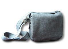 Schultertasche - Nähanleitung (shoulder bag - sewing tutorial (German))