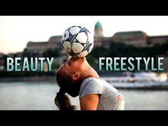 Видео: Эти девчонки доказывают, что женщины тоже умеют обращаться с футбольным мячом. — Vinegret