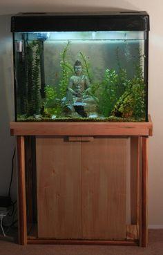 Fish Tank Cabinet